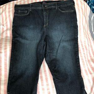 NYDJ Crop Jean